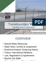 milmantransboundarywaters-110721132805-phpapp02
