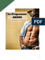 Programme Homme Alpha v1