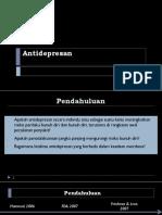 Antidepresan ppt