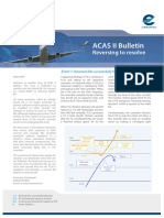 TCAS Bulletin No 13
