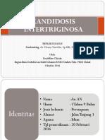 REFKA 3. Kandididasis Intertriginosa.