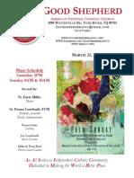 Bulletin 3-25-18