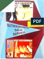 Butikkmedarbeid Salg Service