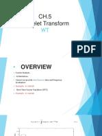 Wavelet Transform11