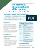 Small mammal, exotic animal and wildlife nursing.pdf