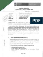 Inscripcion Presentacion Partes Notariales 715 2017 Sunarp Tr A
