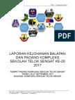 Laporan Kejohanan Balapan Dan Padang 2017