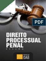 ResumoDireitoProcessualPenal II