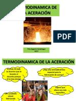 3. Termodinamica de La Aceración