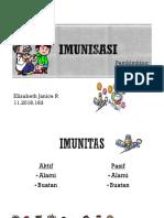 Elisabeth - Imunisasi