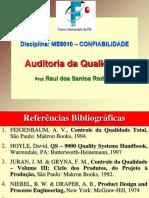 Auditoria Da Qualidade 2011