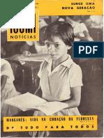 Revista ICOMI Notícias Nº 01 (1964)