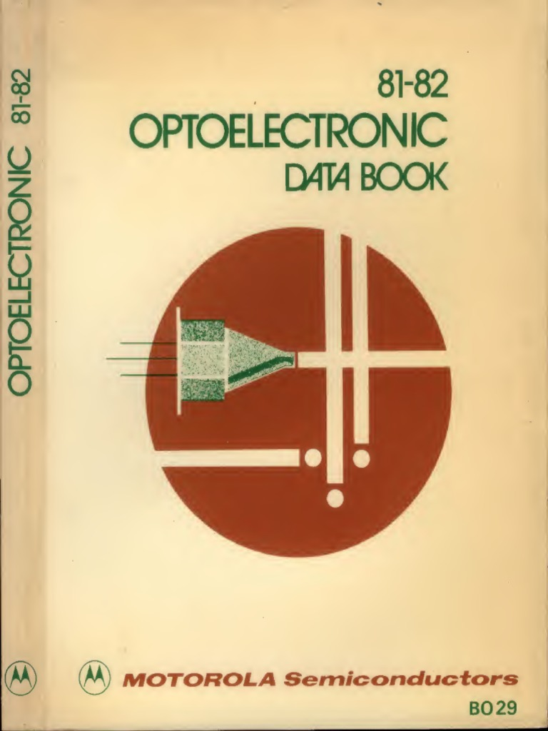 Motorola1981 82optoelectronicdatabook Textpdf Transistor At 500 Mv So The Circuit Gives Output Of About 1volt Peaktopeak Electronics