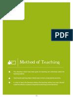 Method of Teaching English(1)
