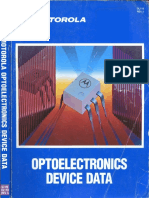 1989 Motorola Optoelectronics Device Data
