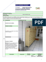 Relatório de Técnico São Joaquim.