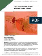 Os Africanos Que Propuseram Ideias Iluministas Antes de Locke e Kant - 24-12-2017 - Ilustríssima - Folha de SP