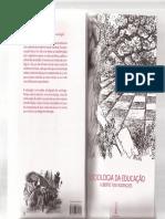 Sociologia da educação alberto tosi.pdf