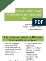 Material Alumnos Pragma TEA 2017