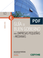 Guia Buen Gobierno Pymes 2018