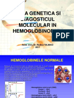 4.2 - Genetica Moleculara Hemoglobinopatii-r. Talmaci