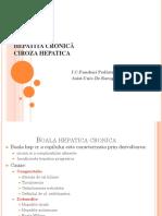 Curs 06.Decembrie - Hepatita Cronica