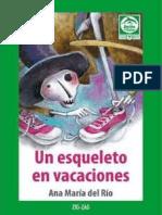 Isidora Un Esqueleto en Vacaciones