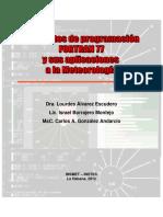 Elementos de Prog F77 y Aplicaciones Met
