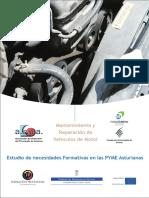 Estudio de Necesidades Formativas en Las PYME Asturianas