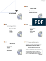 Clase 05 Geomorfologia Dinamica