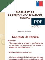 Daño y Evaluacion a Nivel Sociofamiliar en casos de abuso sexual infantil