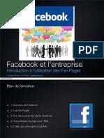 Emencia  Entreprises - Créer votre Fan Page Facebook