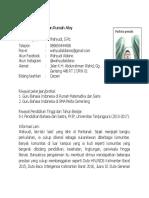 Biodata Biodata Penulis
