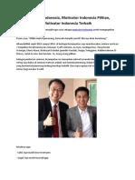 Motivator Indonesia, Motivator Indonesia Pilihan, Motivator Indonesia Terbaik