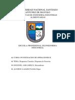 Diagrama Causal y Forrester