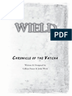 Wield - Chronicle of Vatcha