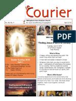 April 2018 Courier