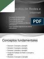 Fundamentos de Redes e Internet