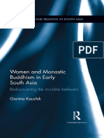 1033 Women and Monastic Buddhism in Early South Asia