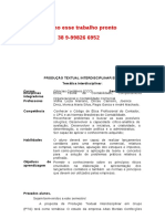 contábeis 8 - O estudo da empresa Altas Bordas Confecções Ltda.