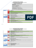 Calendario Universitario 2018-1
