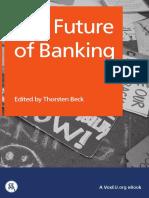 Richard Baldwin; David Vines - The future of banking