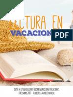 Guía de Lectura Vacaciones Dic 2017