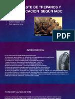 Desgaste de Trepano y clasificacion.pptx