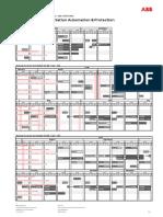 2018 Course-Schedule-Quartal SAS en 2017-10-31