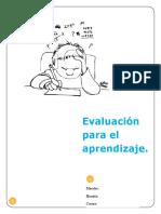 portada evaluacion