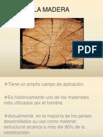 madera 1.ppt
