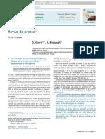 Revue de Presse 2017 Journal de Chirurgie Visc Rale