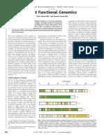 Plant Functional Genomics 99