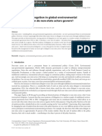 Green 2017 Regulation & Governance